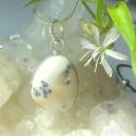Серебряный кулон с дендритным опалом