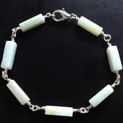 Амазонит браслет из натуральных камней